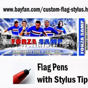 custom flag stylus for mobile Apps offline marketing
