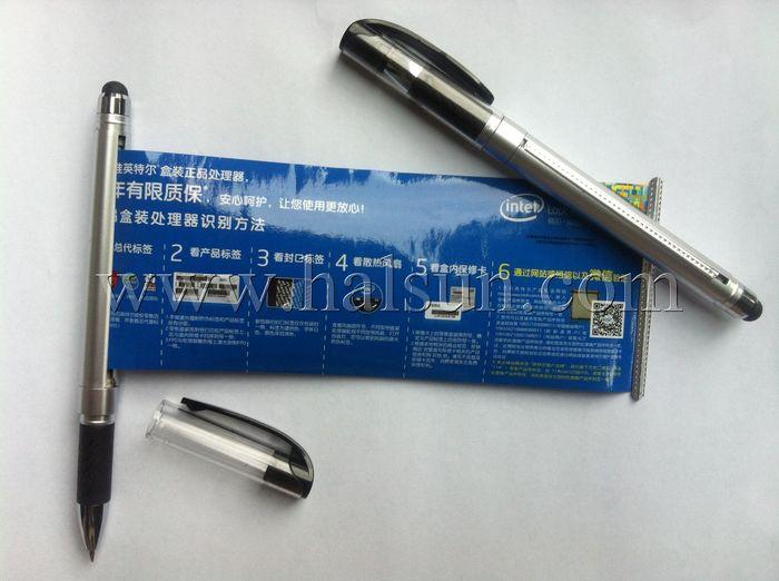 gel ink banner stylus