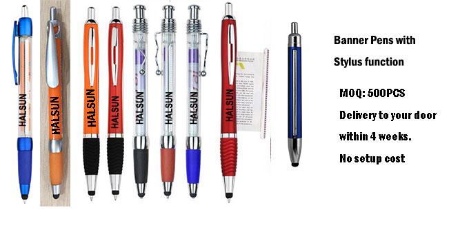 more banner stylus pens