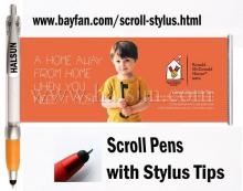scroll stylus